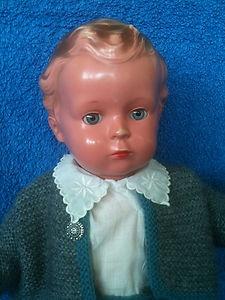 Schildkrötpuppe Schildkröt Puppe Hans alte Puppe