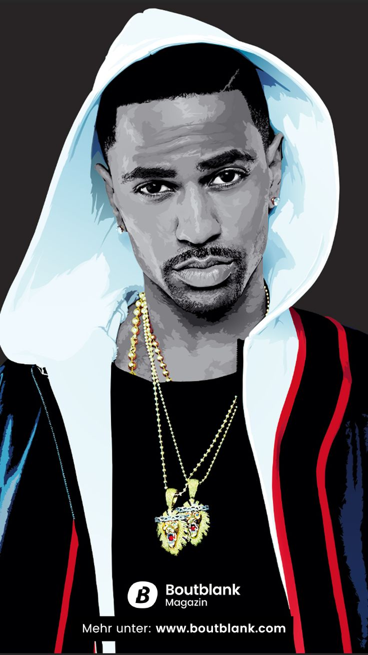 Big Sean HD Wallpaper for iPhone and Android - free download at: https://www.boutblank.com/downloads