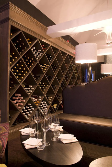 Vin Room - Wine and tapas restaurant.  Excellent food, service and overall experience