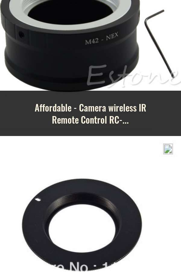 Camera wireless IR Remote Control RC-6 For CANON 600D 650D