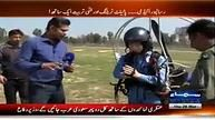 InfoWorld : Awaz On Samaa News (Pakistan Airforce Special Prog...