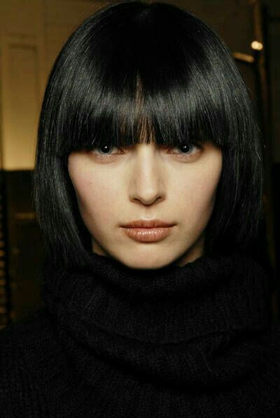 119 best bangs images on Pinterest | Fringes and Ponies
