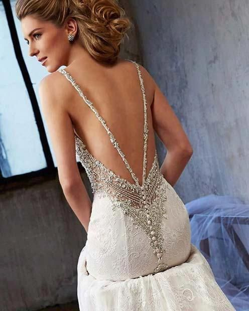 A wedding dress, as we all know is a dress which is worn by the bride on her wedding day. The color and the style of the…