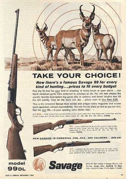 HISTORICAL TRENDS IN GUN ADVERTISING