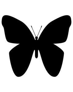 martha stewart butterfly template - 67 best butt err fff lies images on pinterest