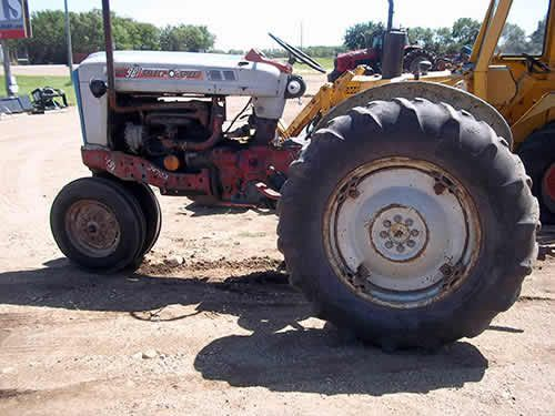 Ford 900 Tractor Parts : Best ford ag equipment images on pinterest tractor