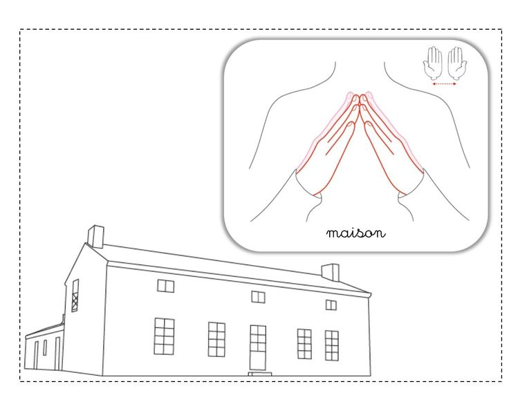 maison illustration LSF
