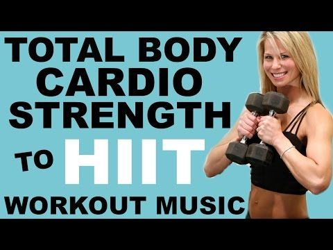 Hiit Workout with Weights, Total Body Hiit Workout Video, Hiit Workouts at Home - YouTube
