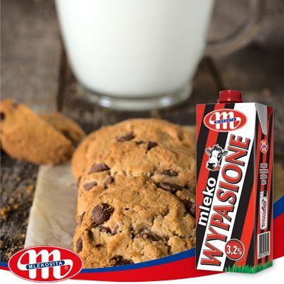 ciepłe mleko i ciasteczka:)