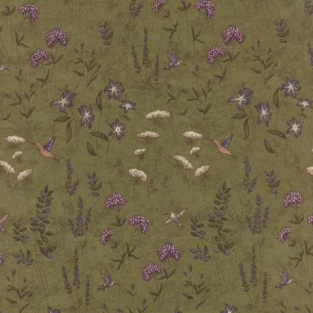 The Potting Shed Fern 6623 13 Moda Fabrics and Holly Taylor