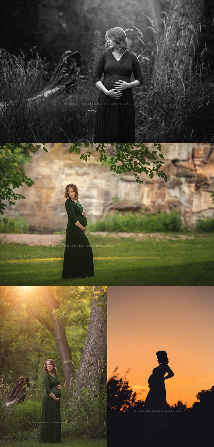 Des Moines, Iowa maternity pregnancy portraits, photographer Darcy Milder  - His & Hers Photography