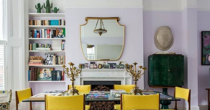 Mustard-Mint-Sage-Lavender SOUNDS LIKE YOUR SPICE RACK - but these ARE THE NEW COLORS taking over.  Check them out I was surprised I LOVE MUSTARD???;)