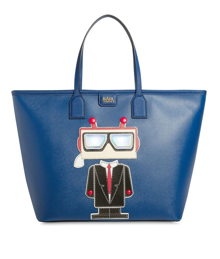 Are you looking for KARL LAGERFELD women's K/ROBOT SHOPPER KARL? Discover all the details on KARL.COM. Fast delivery and secure payment.