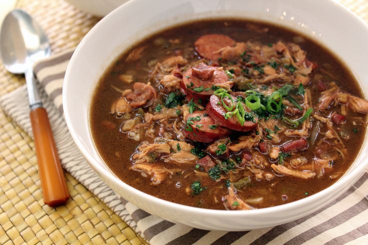 Gumbo Ya-Ya -- A take on the famous gumbo created by Chef Paul Prudhomm