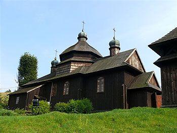 Cerkiew w Krościenku / Twoje Bieszczady