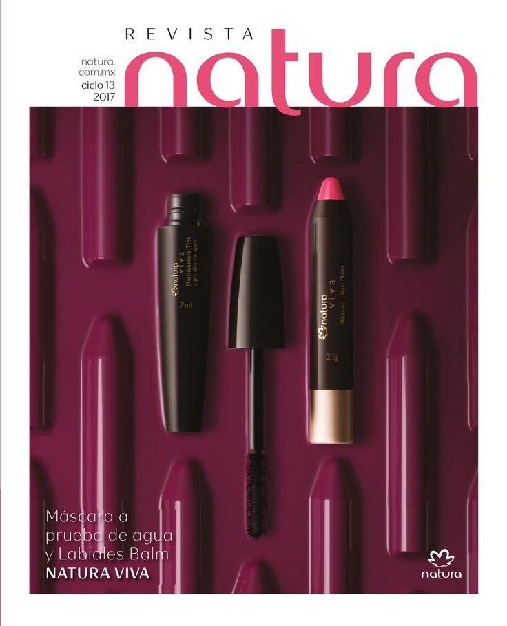 Revista Natura México Ciclo 13 by Cosméticos Natura en Puebla - issuu