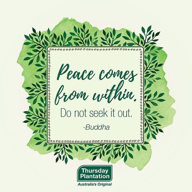 how to find peace within yourself