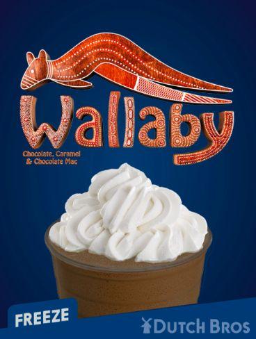 wallaby-coffee-dutch-bros secret menu item