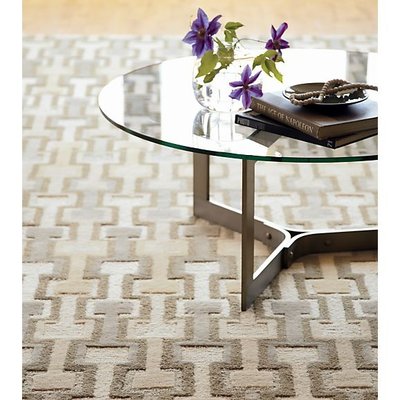 Zamar 8 X10 Rug In All Rugs Crate And Barrel