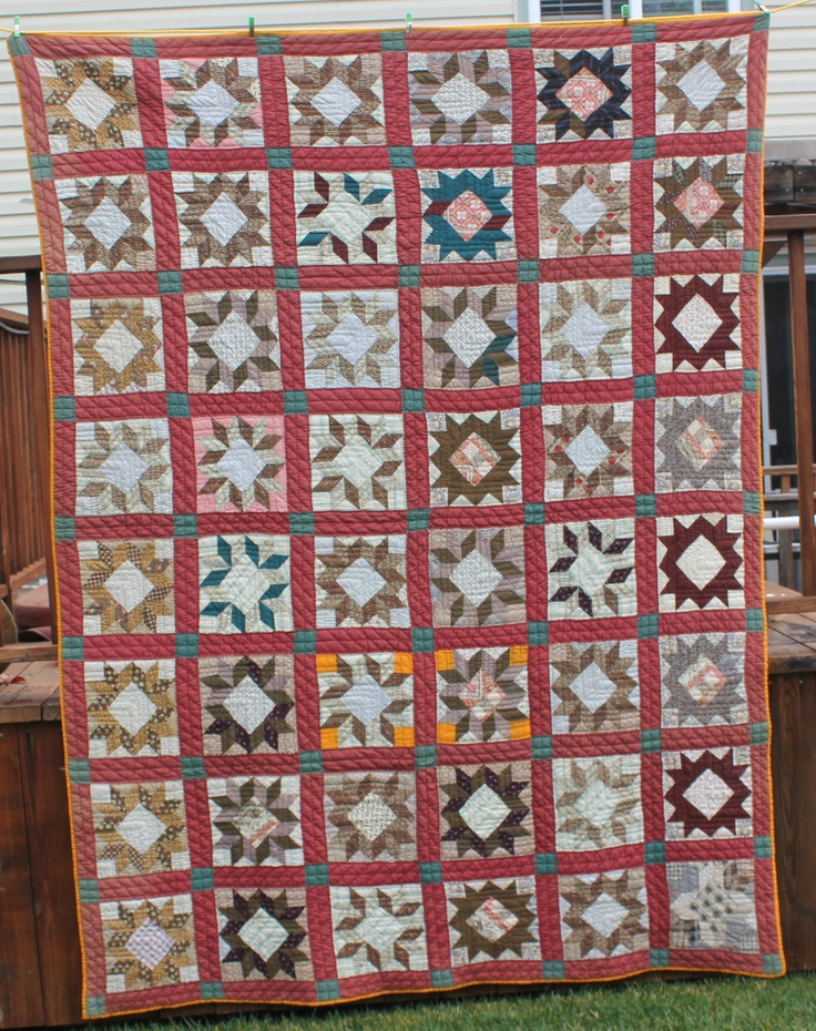 179 best images about Civil War Quilts Galore on Pinterest Civil wars, Square quilt and Blue and