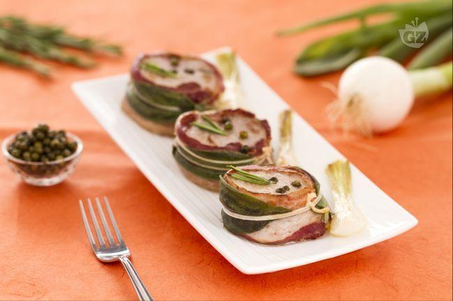 Il filetto di maiale è un ottimo secondo piatto, poco costoso e di sicuro effetto!