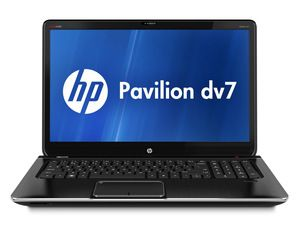How to replace a cooling fan. - HP Pavilion dv7