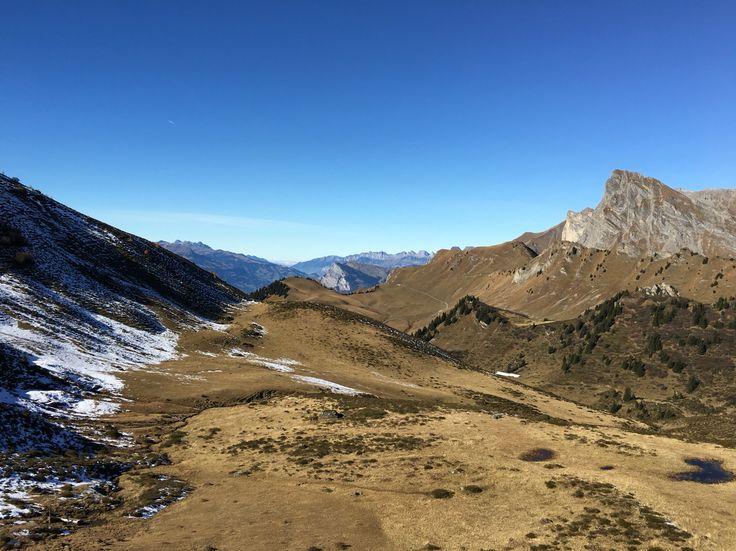 Valis, Graubunden