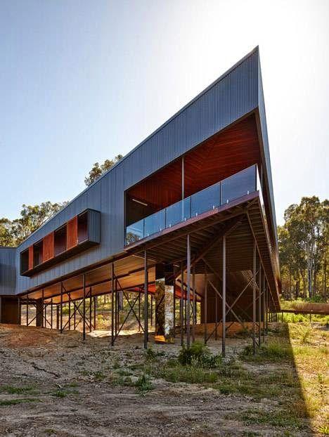 Tu casa modular prefabricada vivienda sobre pilares for Arquitectura prefabricada