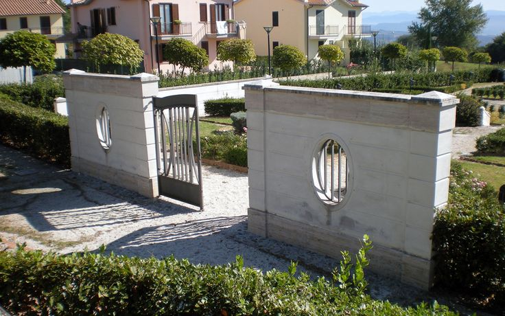cancelli idee porta giardino ideale : idee su Ingresso Al Giardino su Pinterest Giardinaggio, Cancelli ...