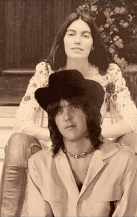 Emmylou Harris and Gram Parsons …
