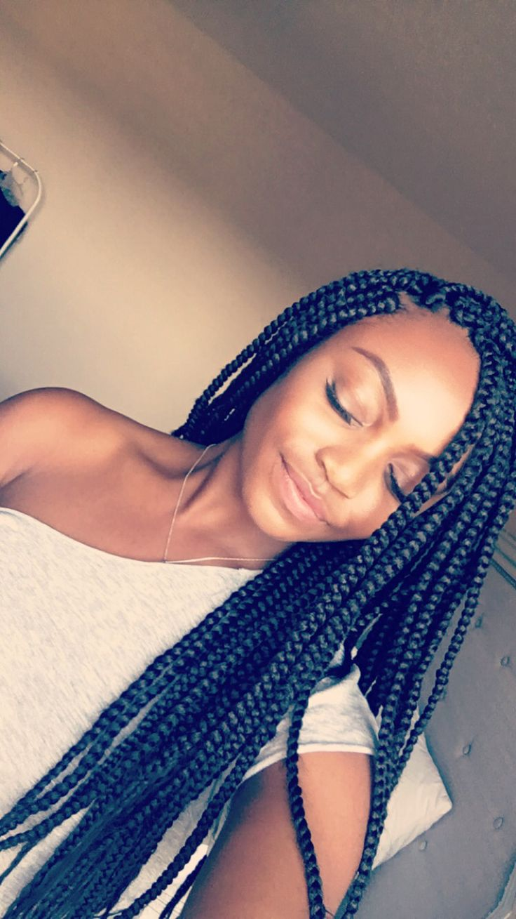 Medium box braids                                                                                                                                                                                 More