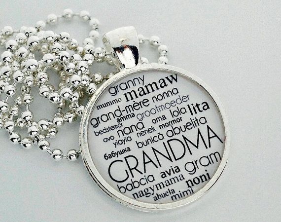 Personalized Grandma Gift  Grandmother in by craftyaddictions, $14.95