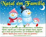 mensagem de natal para família, pai, mãe, tio, avô, mensagens natalinas para família