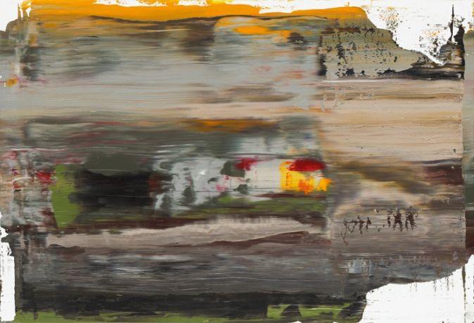 Αφηρημένη ζωγραφική (2005)