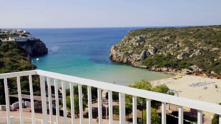 Hotel Playa Azul en Cala'n Porter, Menorca, España. Las mejores imágenes...