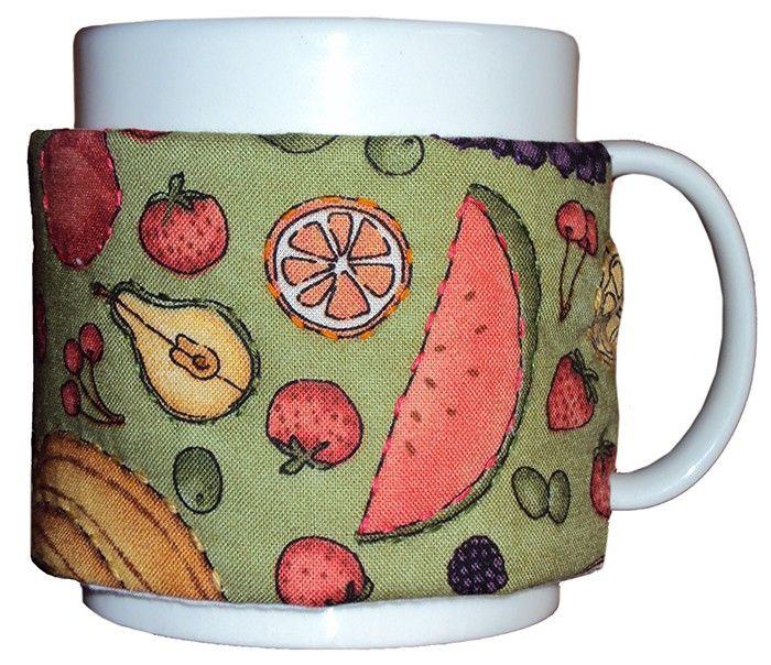 $12.000 COP Forros para mugs aromatizados con clavos y canela para bebidas calientes