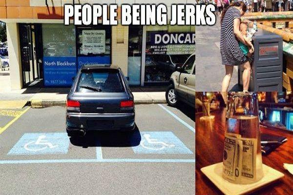 Lame Meme #Jerks, #People