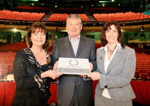 Mayflower Theatre are IIP award winners