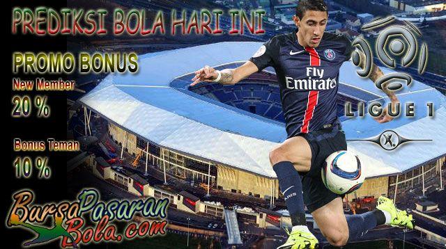 Prediksi Lorient Vs Saint-Etienne 18 Desember 2016