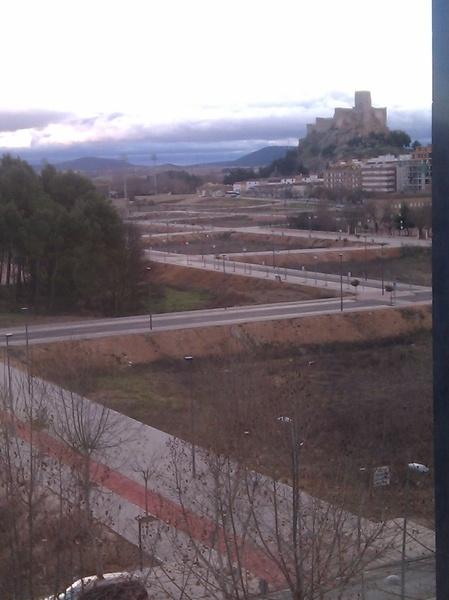 Le château d'Almansa
