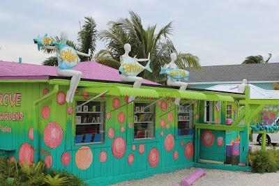 Lovegrove Gallery & Gardens, Matlacha, Florida