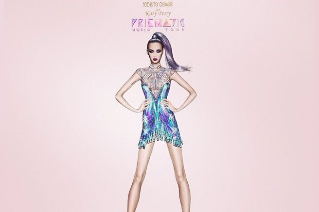 Katy Perry Reveals Her Upcoming Tour Costumes - I so want to see this tour!!!