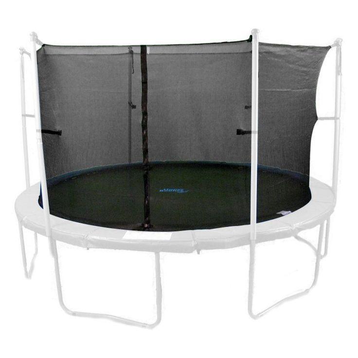 Upper Bounce 14 ft. Trampoline Enclosure Net - UBNET-14-6-OS