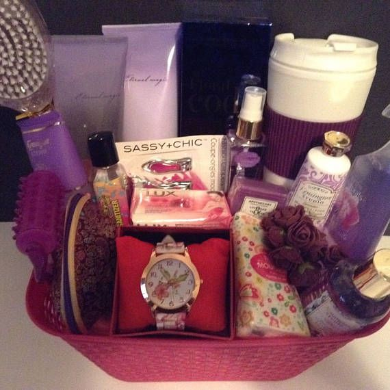 Birthday/Anniversary/Any Occasion Women's Gift Basket
