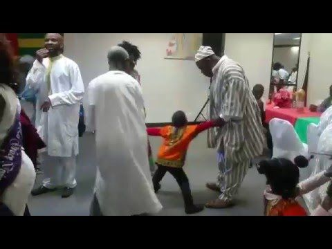 Part 2  Celebration de la fete d'independence du Togo Ce 30 Avril 2016