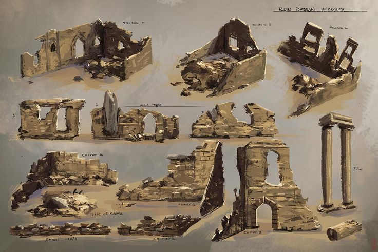 desert environment concept - Google 검색