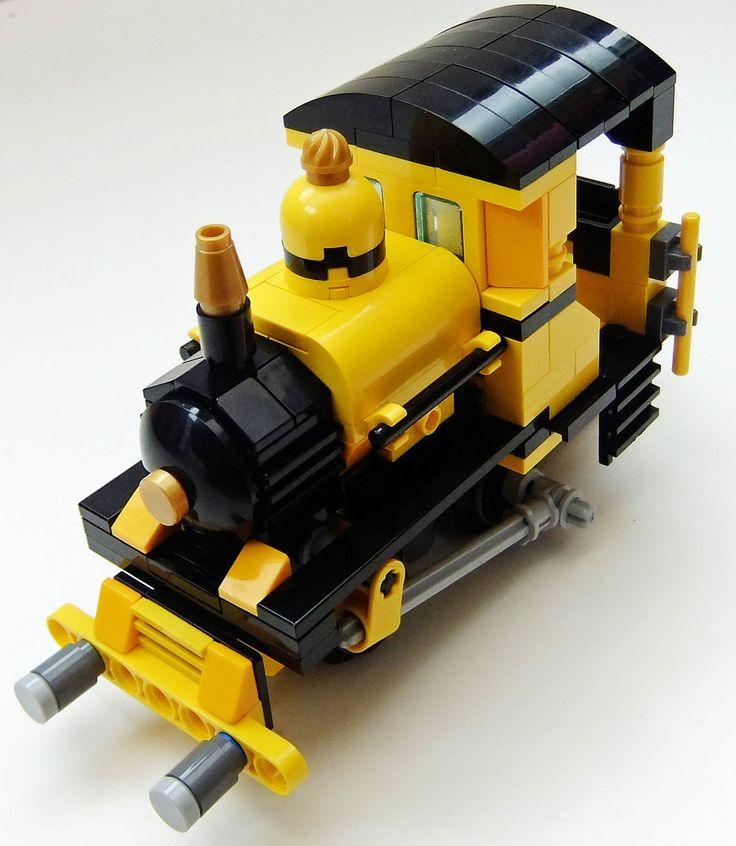 My Narrow Gauge Train set ideas.lego.com/projects/72853 When I saw the Narrow Gauge Train Track I knew I had to build this.
