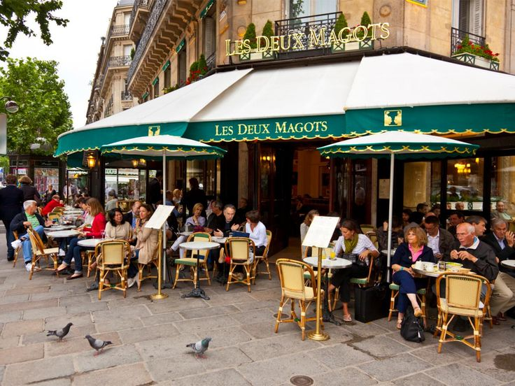 Hemingway and his expat cronies knew what they were doing when they flocked to Paris' countless cafes to sip strong coffee and even stronger cocktails. Whether you cozy up to tables at the iconic Les Deux Magots and Cafe de Flore or...