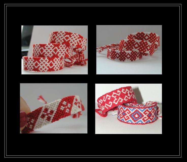 bracelet martenitsa