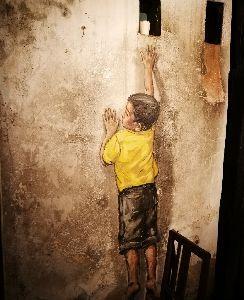 WALL ART IN PENANG
